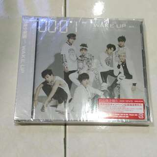BTS Japan Album Wake Up Limited Edition B Sealed