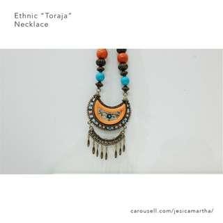 "Ethnic ""Toraja"" Necklace"