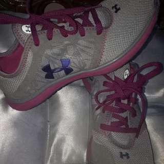 UA - Preloved Under Armour Rubber Shoes/Sneakers