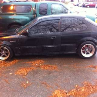 1999 Honda Civic Hatchback for Sale * NEED GONE ASAP*