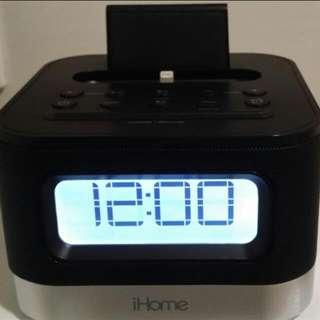 Alarm Clock + Home Entertainment