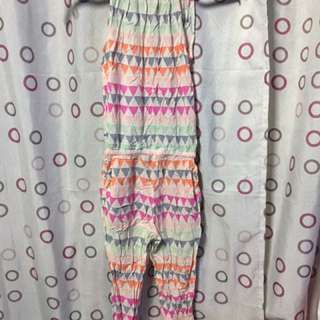 REPRICED! Preloved Gingersnaps Girls Jumpsuit