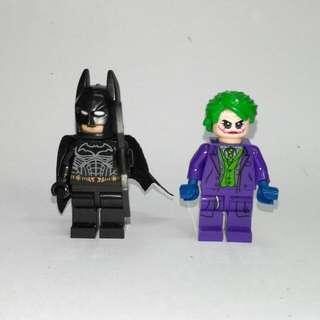 🚚 樂拼積木。蝙蝠俠和小丑