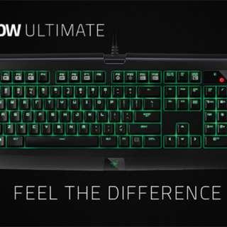 Razer Blackwidow Ultimate 2016 Edition