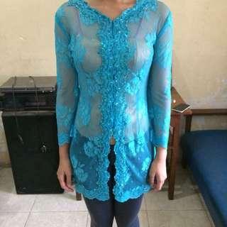 Kebaya Biru (jahit)