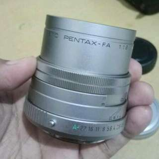 Pentax FA 77mm Limited