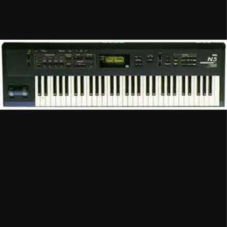 Korg N5EX Synthesizer (Pending)