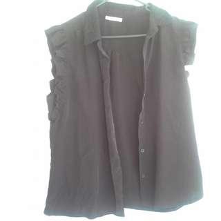 SZ14 Black Short Sleeve Shirt...