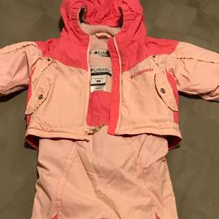Colombia For Baby Girl Size 1 Year