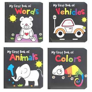 The Black and White Baby Book