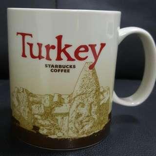 Starbucks Mug Turkey