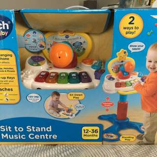 Vtech Sit To Stand Musical