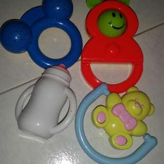 Toys With Sound( 4pcs )
