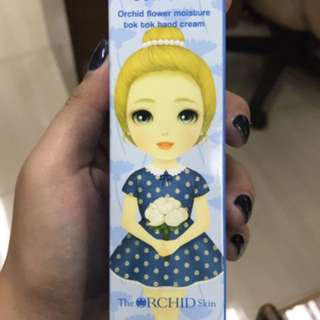 The Orchird Skin tok tok Hand Cream