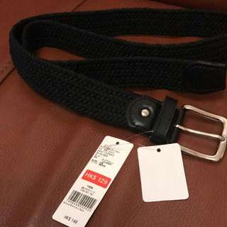 Collect Point Black Belt