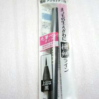 [全新] CEZANNE 極細液狀眼線筆 黑色