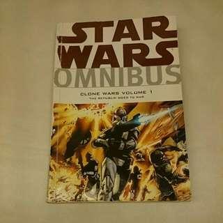 Star wars omnibus clone wars volume 1