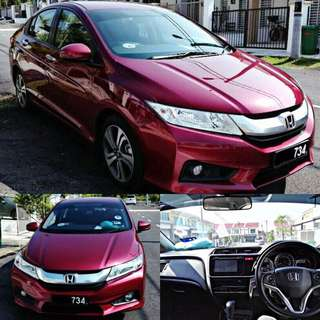 SAMBUNG BAYAR / CONTINUE LOAN  Honda city full spac