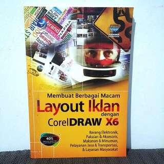 FREE** Membuat Layout Iklan Dengan CorelDraw X6