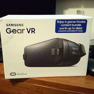 Samsung Gear VR - SEALED.