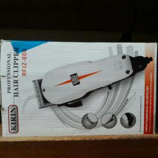 Electronic Hair CLIPPER