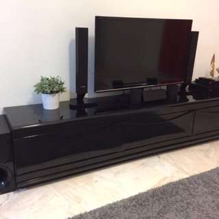 Tv Cabinet 7ft For Sale
