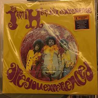 Jimi Hendrix Experience - Are You Experienced? vinyl lp. new