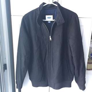 New Men's Wool Jacket