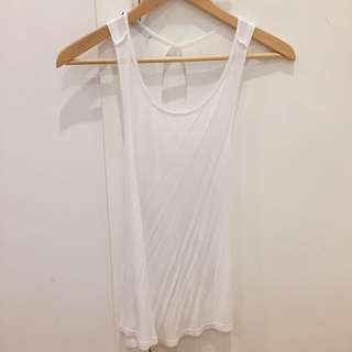 Open/crossed Back Singlet