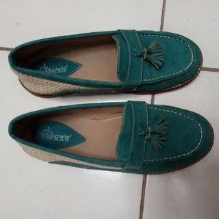 Tosca Moccasin Shoes from Donatello