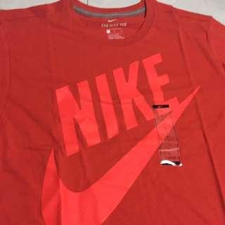 Nike Sunrise Red Tee