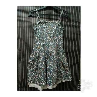 Candie's- Printed Mini Dress