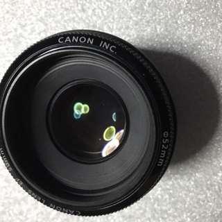 Canon 1.8 ii