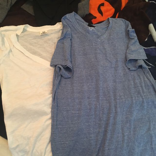 2 Undershirts For $20
