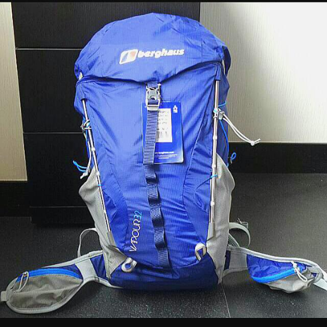sports shoes genuine shoes retail prices 30% Off Berghaus Vapour 32 Backpack, Sports, Sports & Games ...