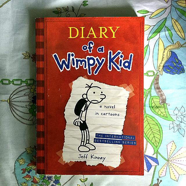📚 Diary Of A Wimpy Kid (Book1)