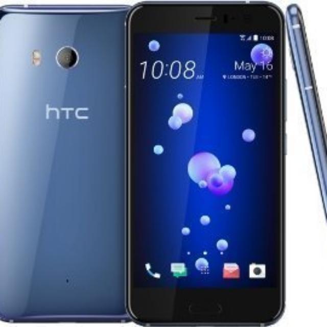 (蘋果幫)全新未拆 HTC U11|5.5吋|4G+64G|4G+3G雙卡雙待|防塵防水|QC3.0快充|指紋辨識|
