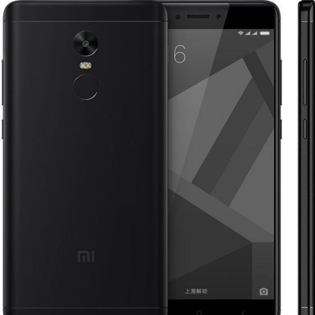 蘋果幫)台灣小米 紅米Note 4X 4G/64G 4G 高規版 黑色粉紅保固一年