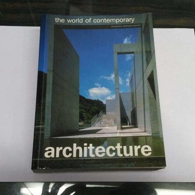 世界當代建築 the World Of Contempoary