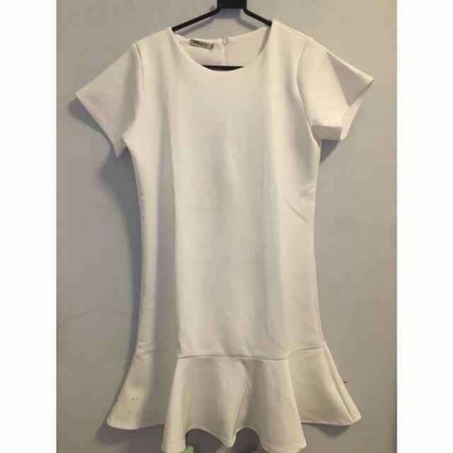 Ada Women Dress White