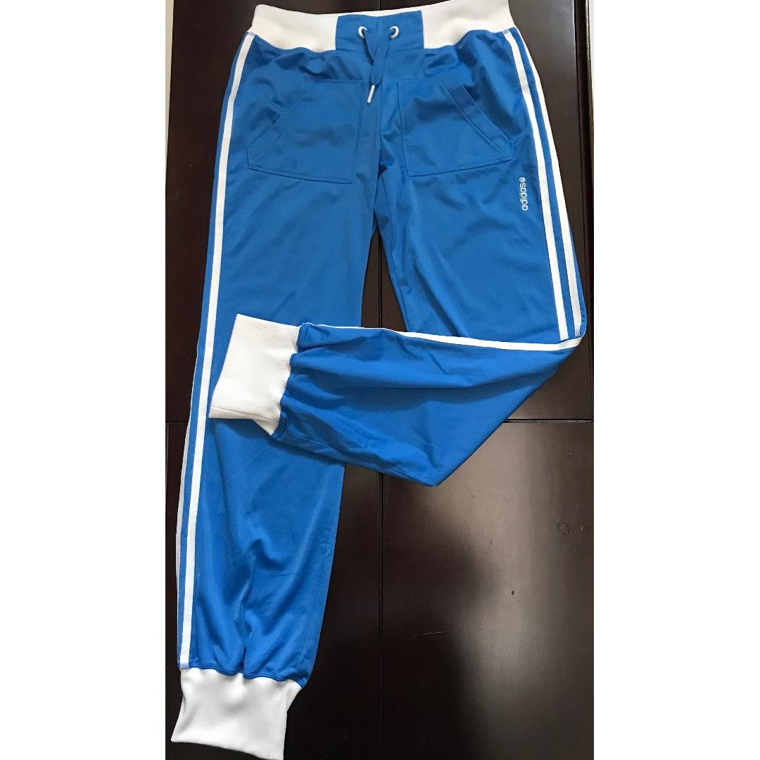 Adidas - Neo Label Blue Pants [100% Original]