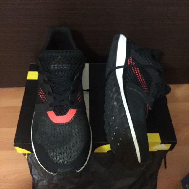 Adidas ENERGY BOUNCE 2 M 輕量透氣慢跑鞋