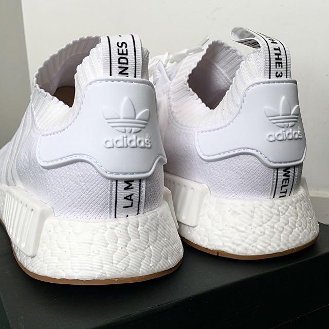 Adidas Nmd R1 PK US11.5