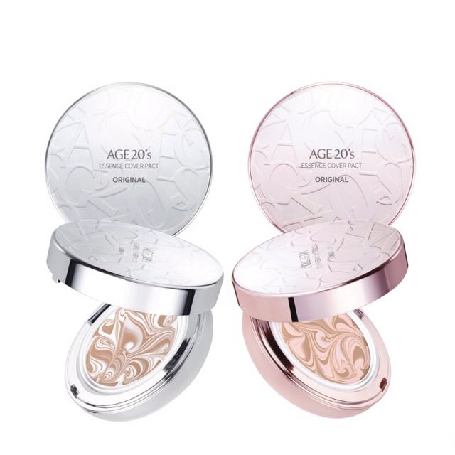 韓國專櫃AGE'S爆水霜/2個蕊