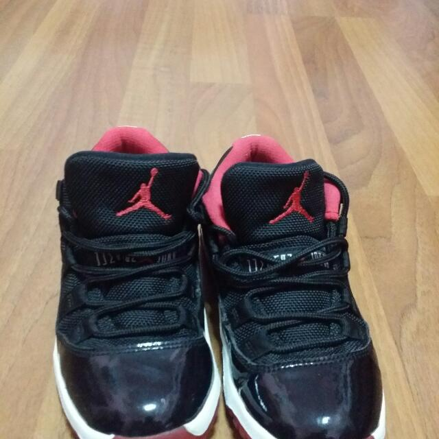 promo code 84674 23e70 Air Jordan 11 Retro Breds Low Kids, Babies   Kids, Boys  Apparel on ...