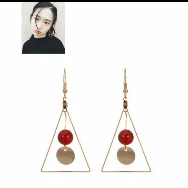Anting Triangle Balls