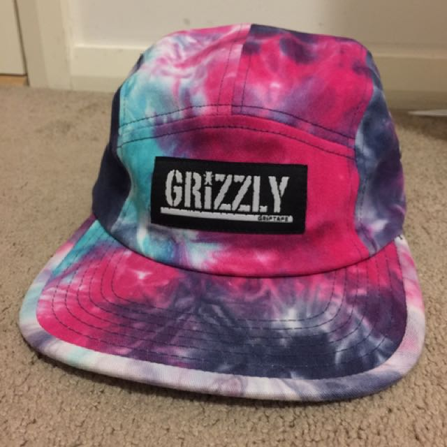 Authentic Grizzly x Diamond Supply Hat
