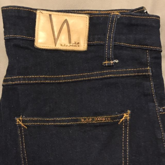 Authentic Nudie Jeans