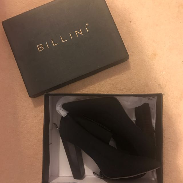 Billini Black Lycra Odyssey Boots