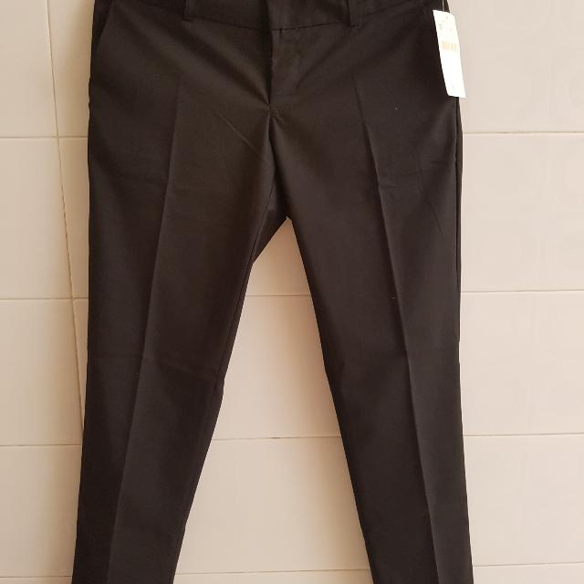 !NEW! Black Formal Pants